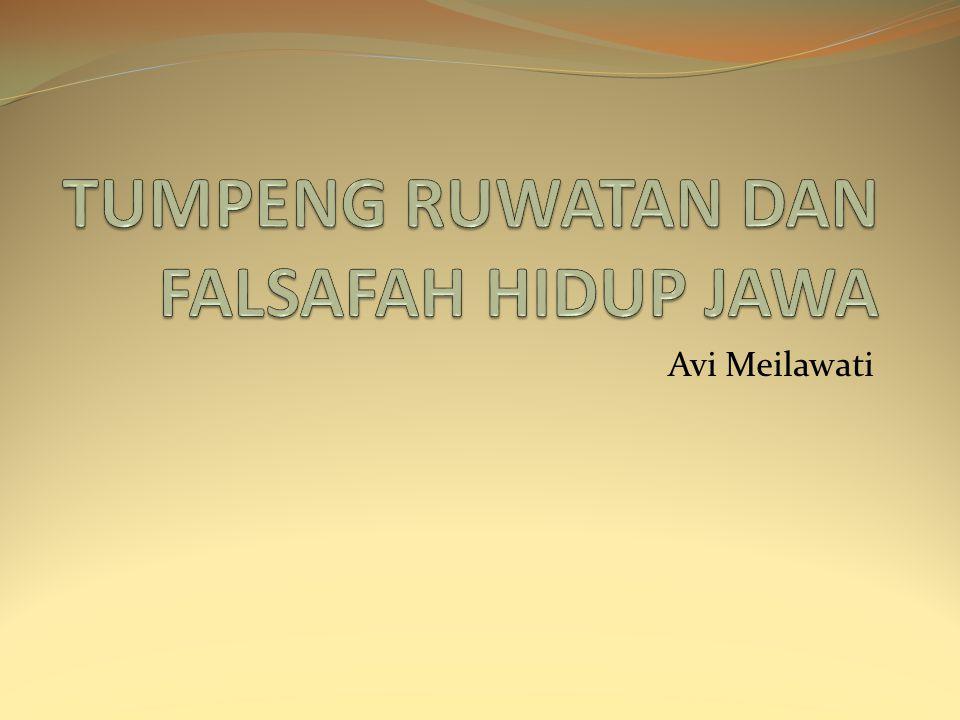 TUMPENG RUWATAN DAN FALSAFAH HIDUP JAWA