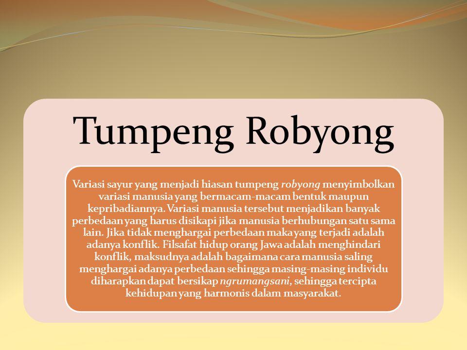 Tumpeng Robyong