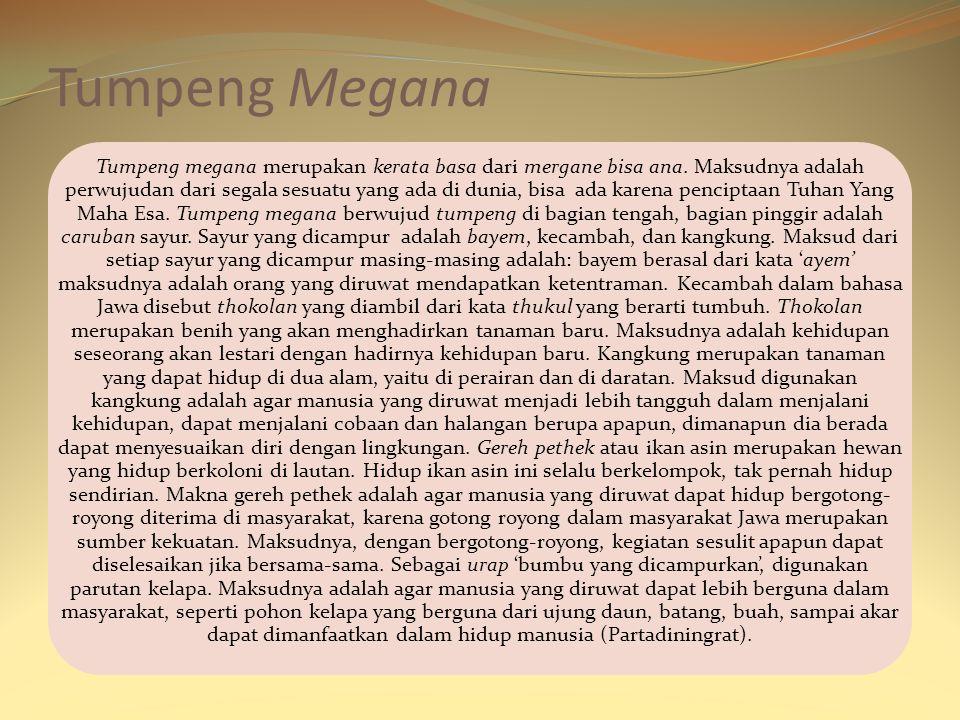 Tumpeng Megana