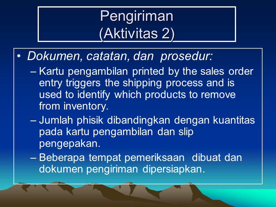 Pengiriman (Aktivitas 2)