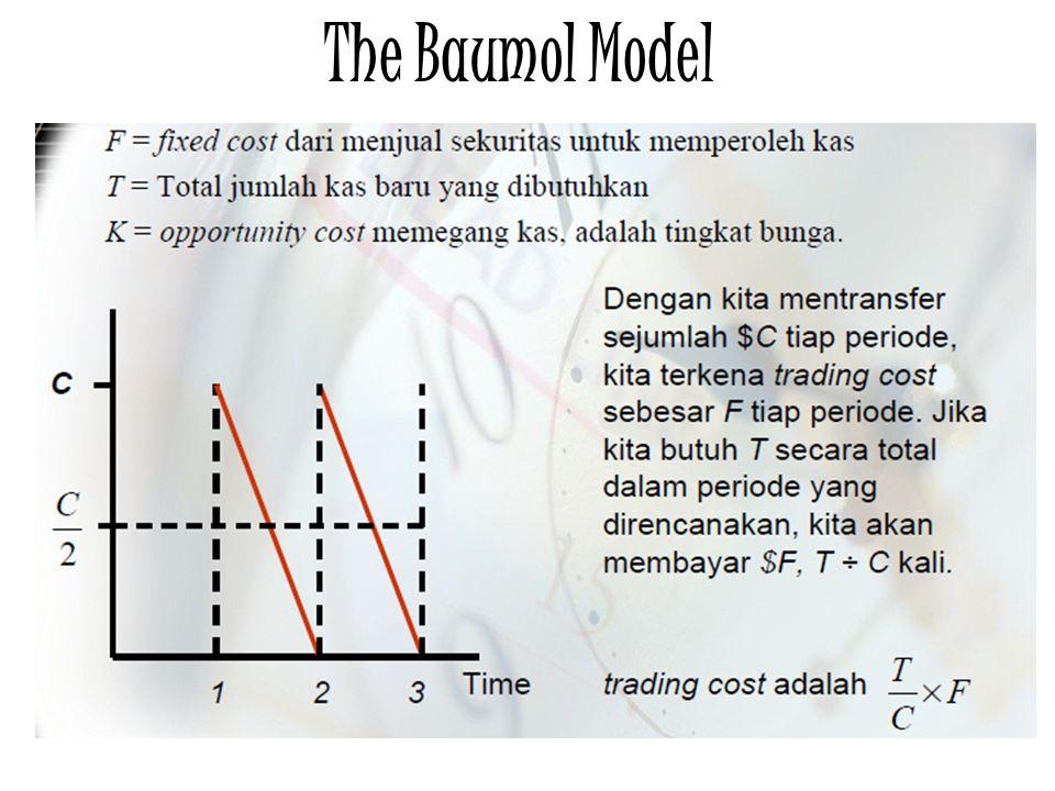 The Baumol Model