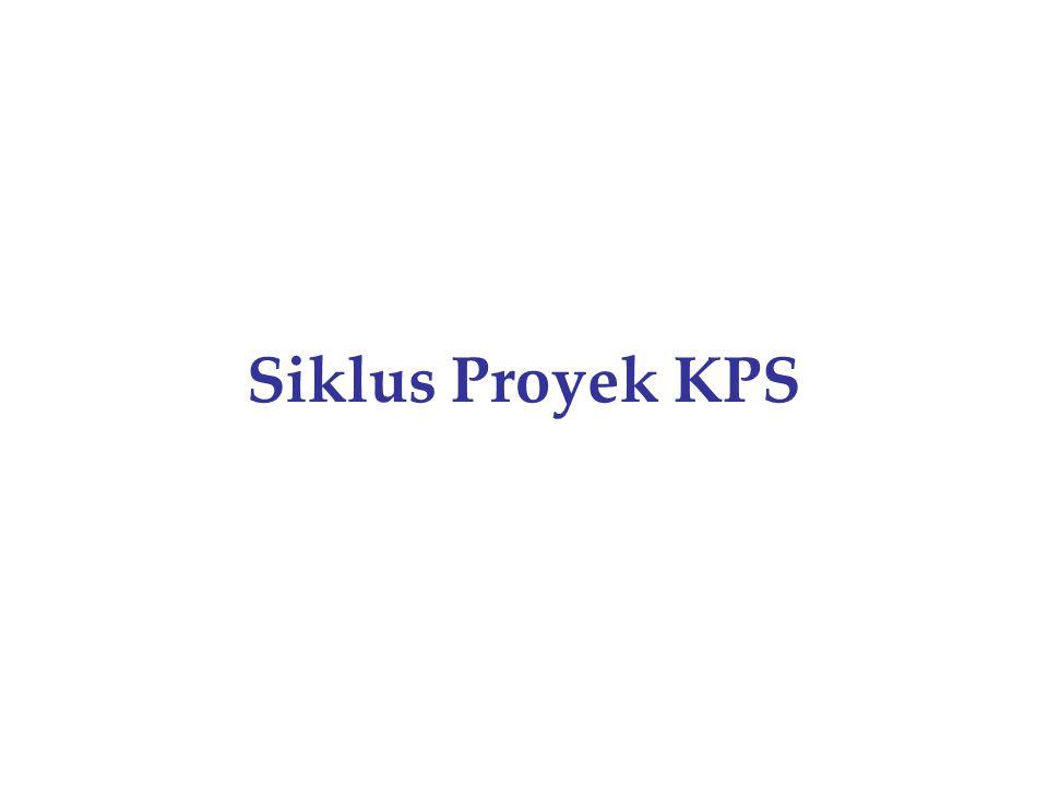 Siklus Proyek KPS