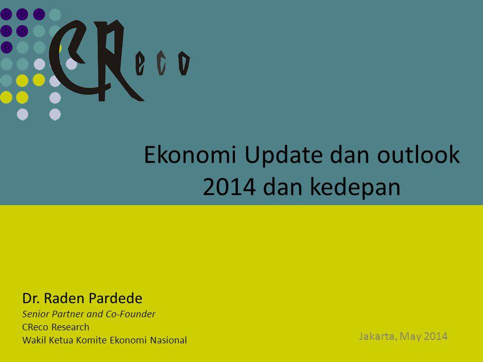 Ekonomi Update dan outlook 2014 dan kedepan