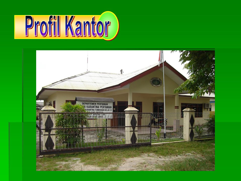Profil Kantor