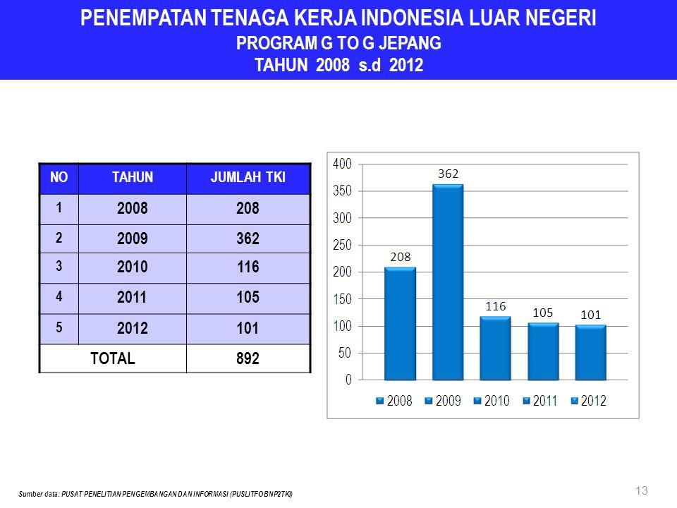 PENEMPATAN TENAGA KERJA INDONESIA LUAR NEGERI