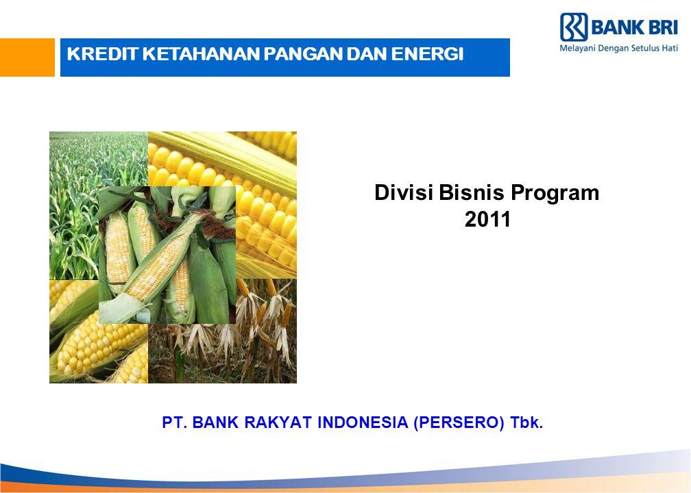 PT. BANK RAKYAT INDONESIA (PERSERO) Tbk.