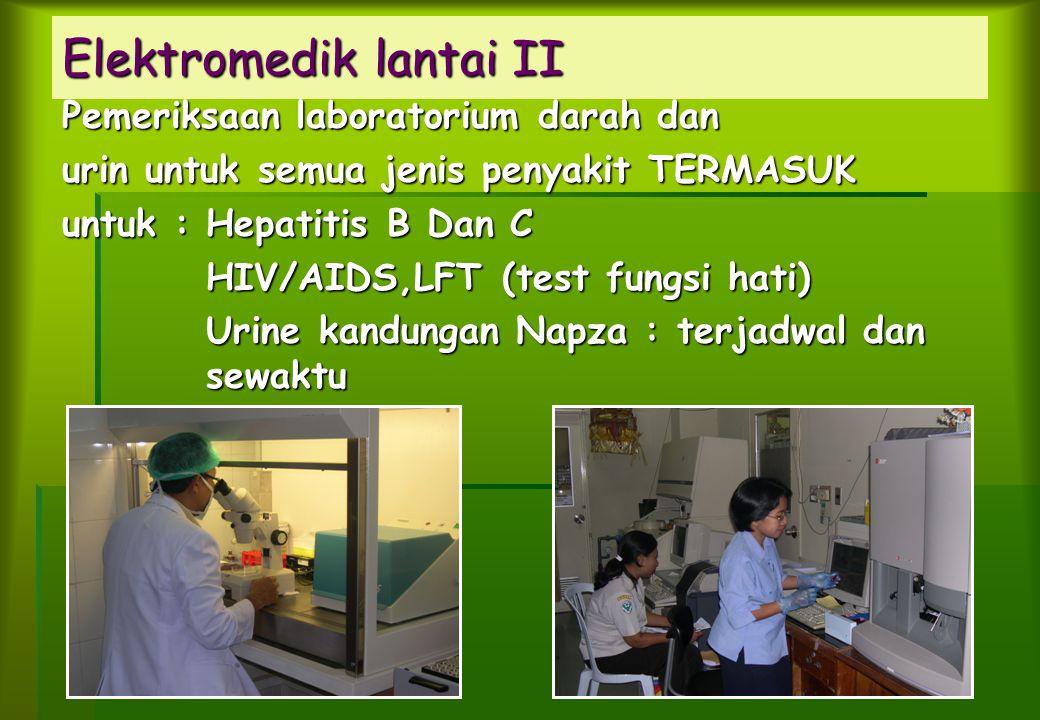 Elektromedik lantai II