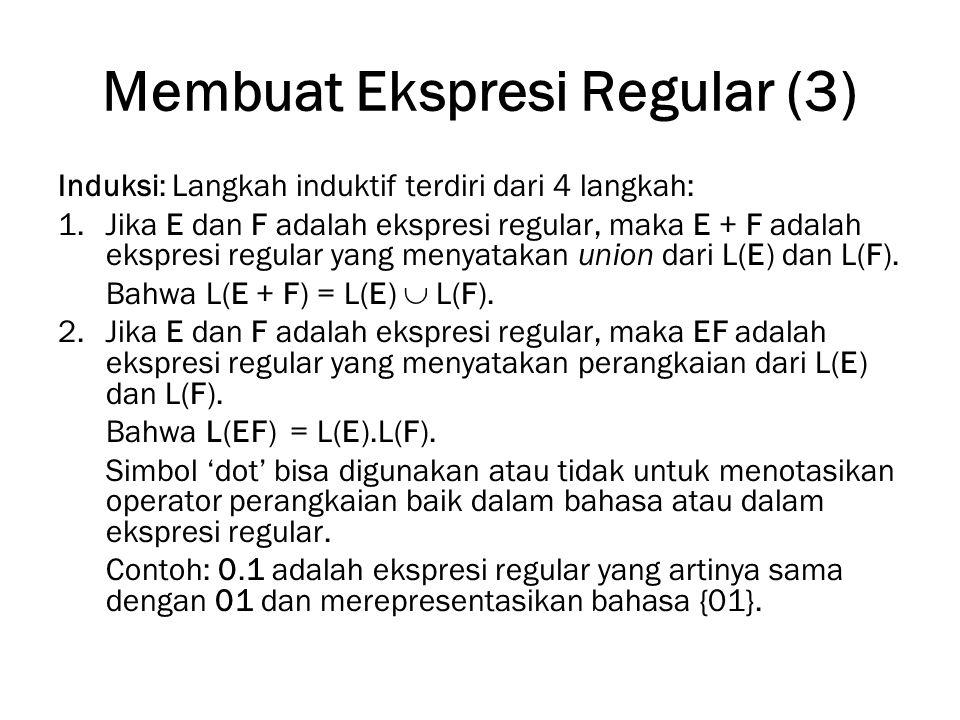 Membuat Ekspresi Regular (3)