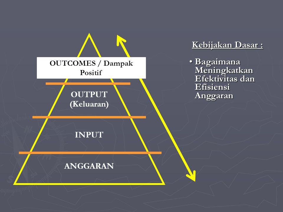 OUTCOMES / Dampak Positif