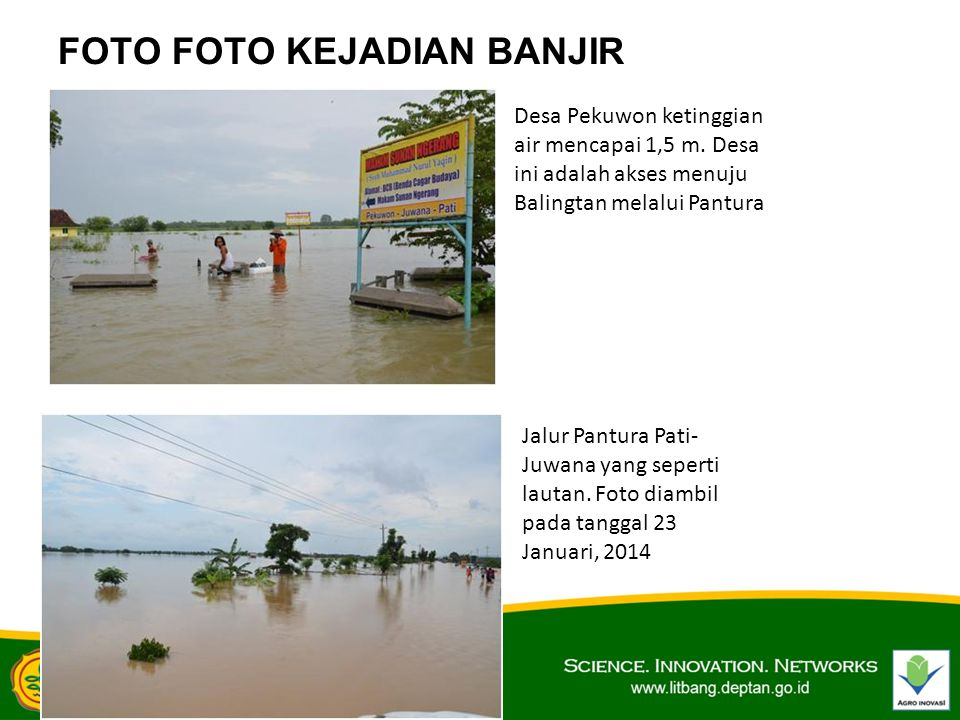FOTO FOTO KEJADIAN BANJIR