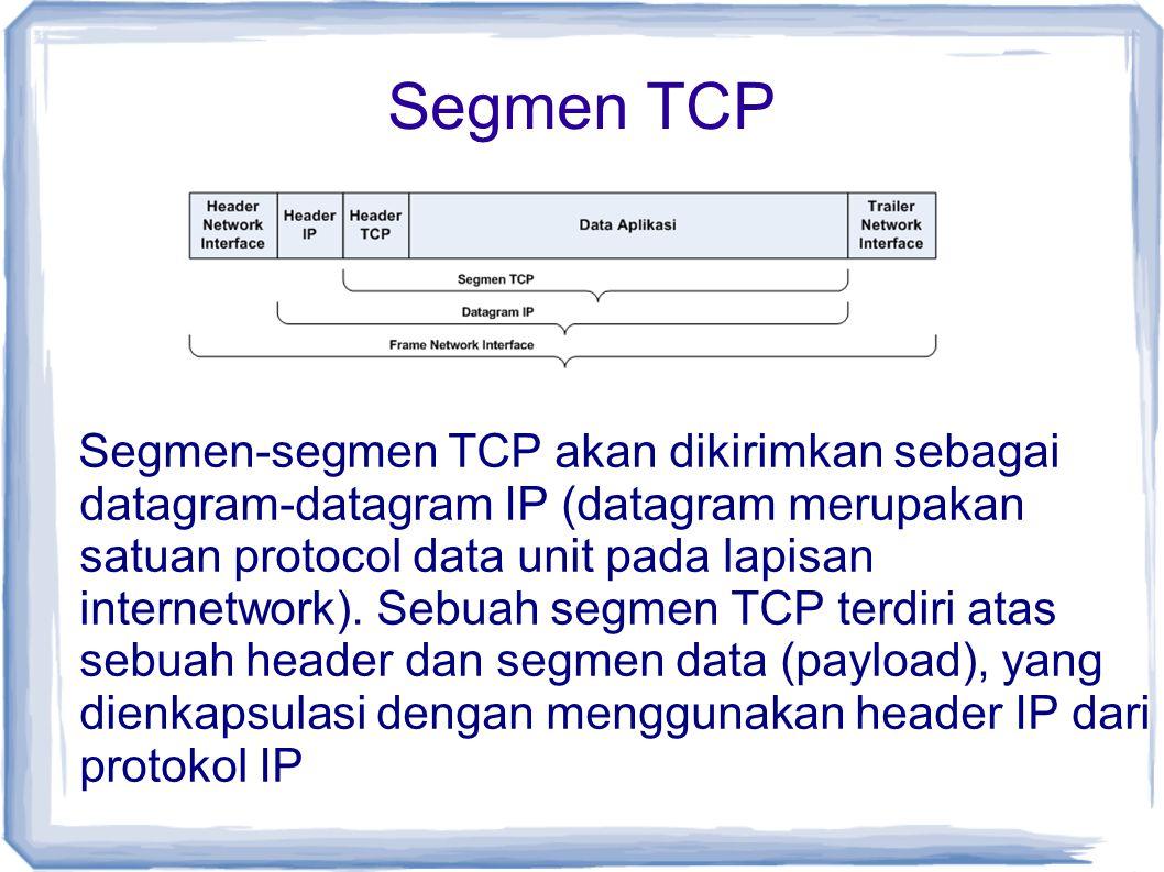 Segmen TCP