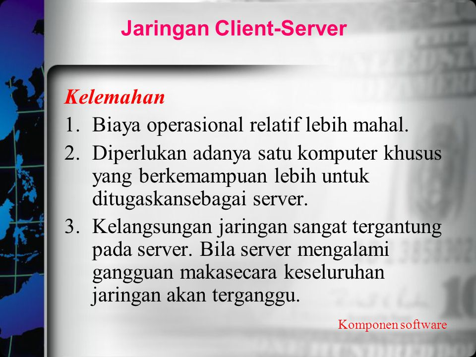Jaringan Client-Server
