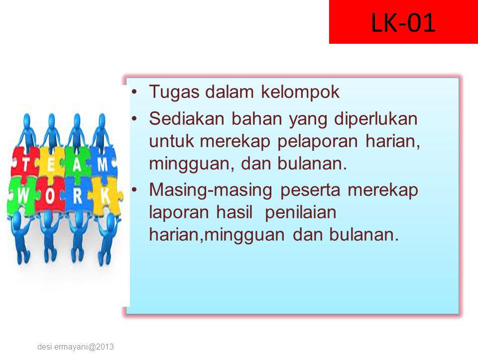 LK-01 Tugas dalam kelompok