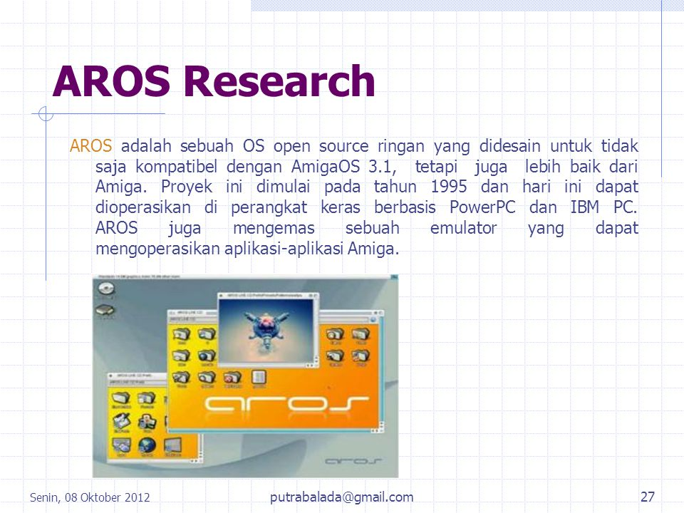 AROS Research