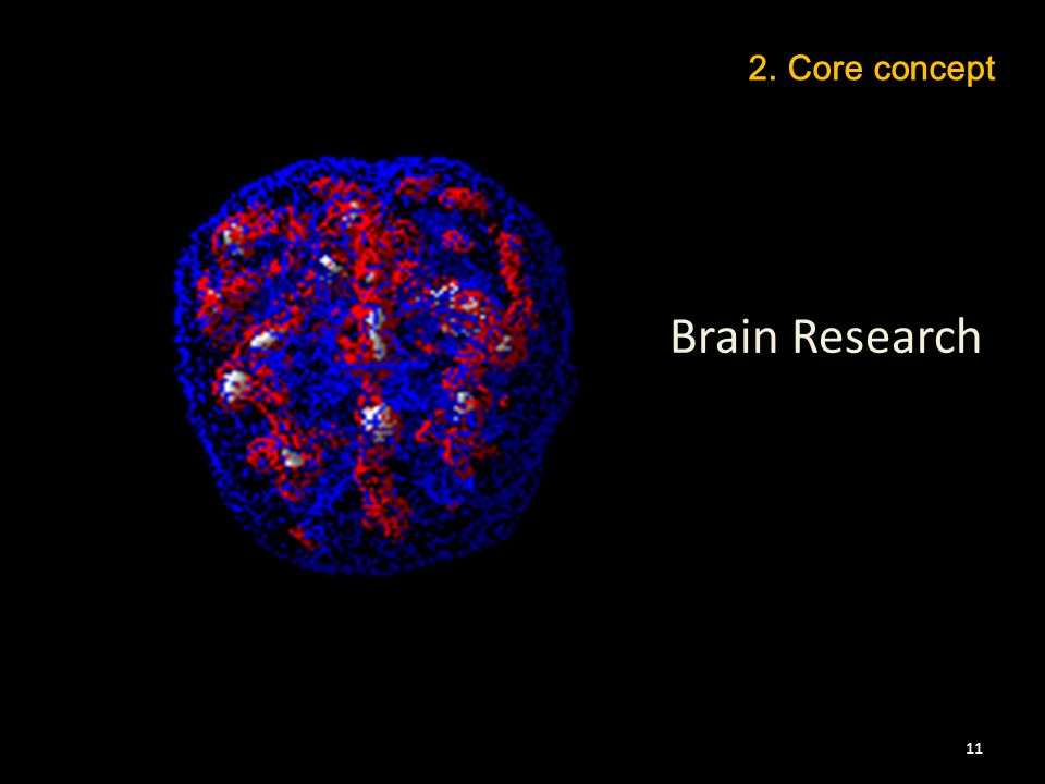 2. Core concept Brain Research