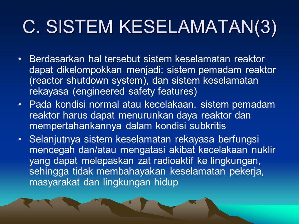 C. SISTEM KESELAMATAN(3)