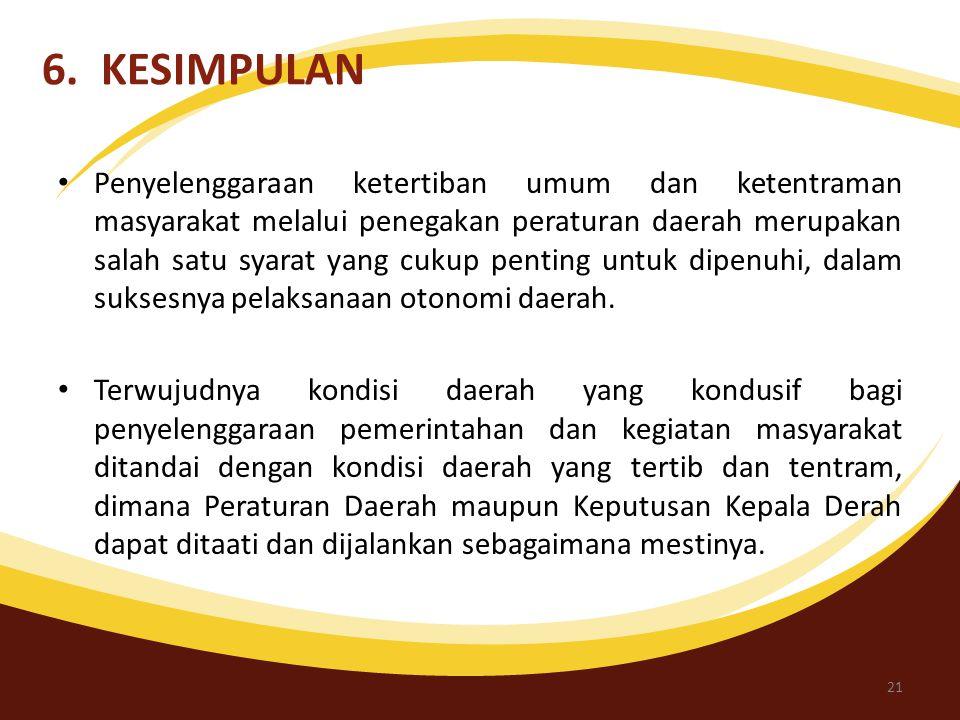 6. KESIMPULAN