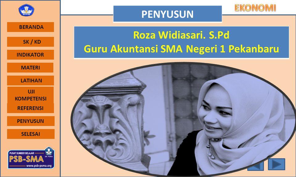 Guru Akuntansi SMA Negeri 1 Pekanbaru