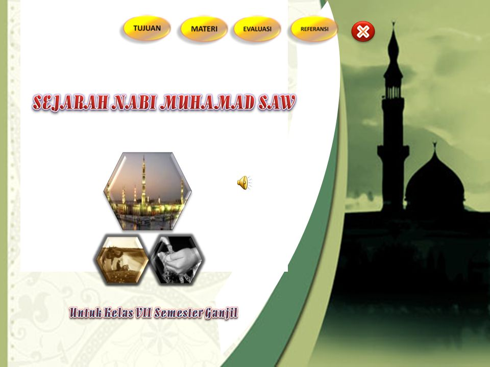 Sejarah Nabi Muhammad SAW