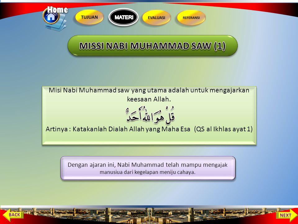MISSI NABI MUHAMMAD SAW (1)