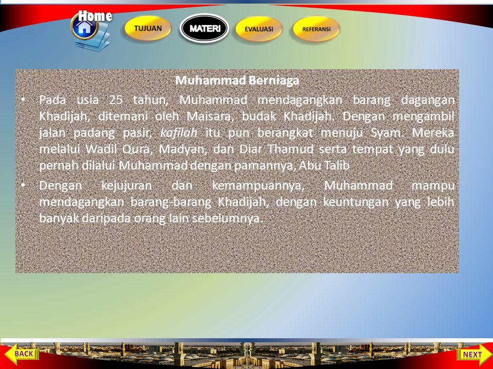 Muhammad Berniaga