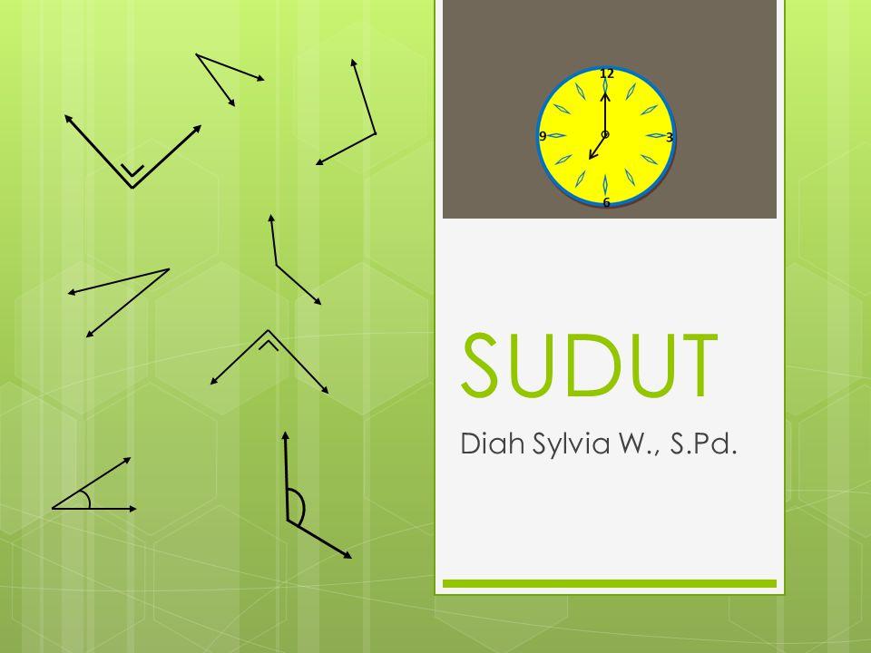 SUDUT Diah Sylvia W., S.Pd.