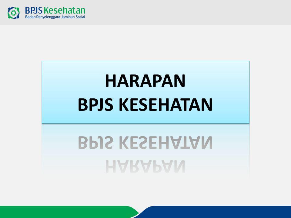 HARAPAN BPJS KESEHATAN