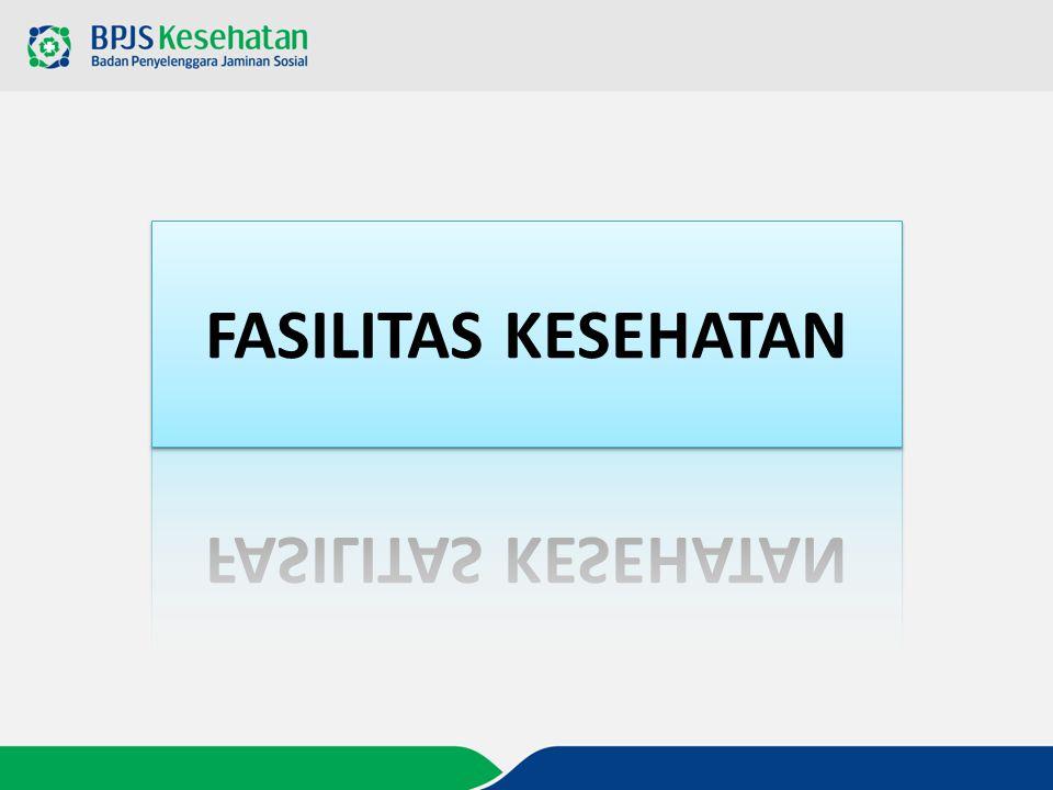 FASILITAS KESEHATAN