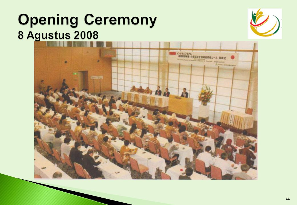 Opening Ceremony 8 Agustus 2008