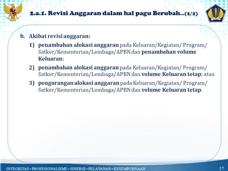 2.a.1. Revisi Anggaran dalam hal pagu Berubah...(2/2)