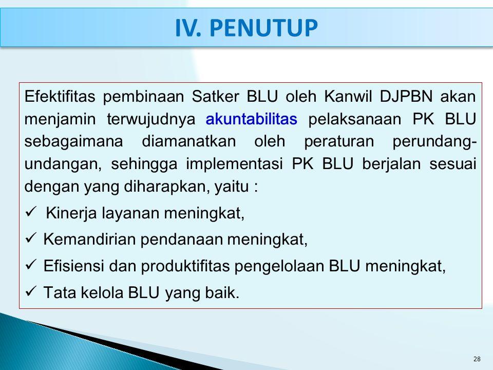 IV. PENUTUP