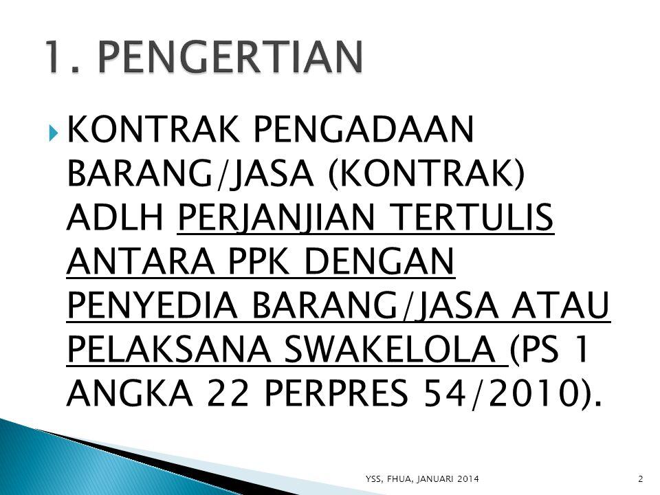 1. PENGERTIAN
