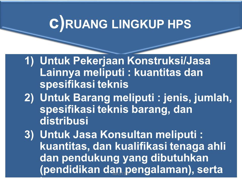 3. PERLAKUAN TERHADAP HPS/OE