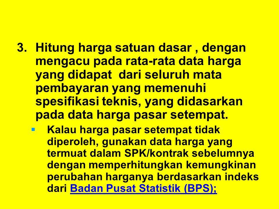 SEBAGAI REFERENSI Biaya Langsung Personil (BLP) berdasarkan SEB Bappenas dan Departemen Keuangan No 604/D.VI/02/1998 : SE-35/A/21/0298.