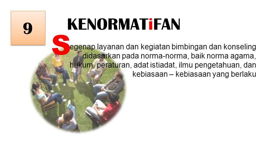 KENORMATiFAN 9. S.