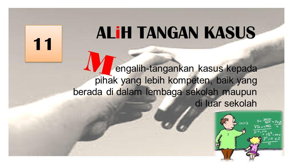 ALiH TANGAN KASUS 11. M.