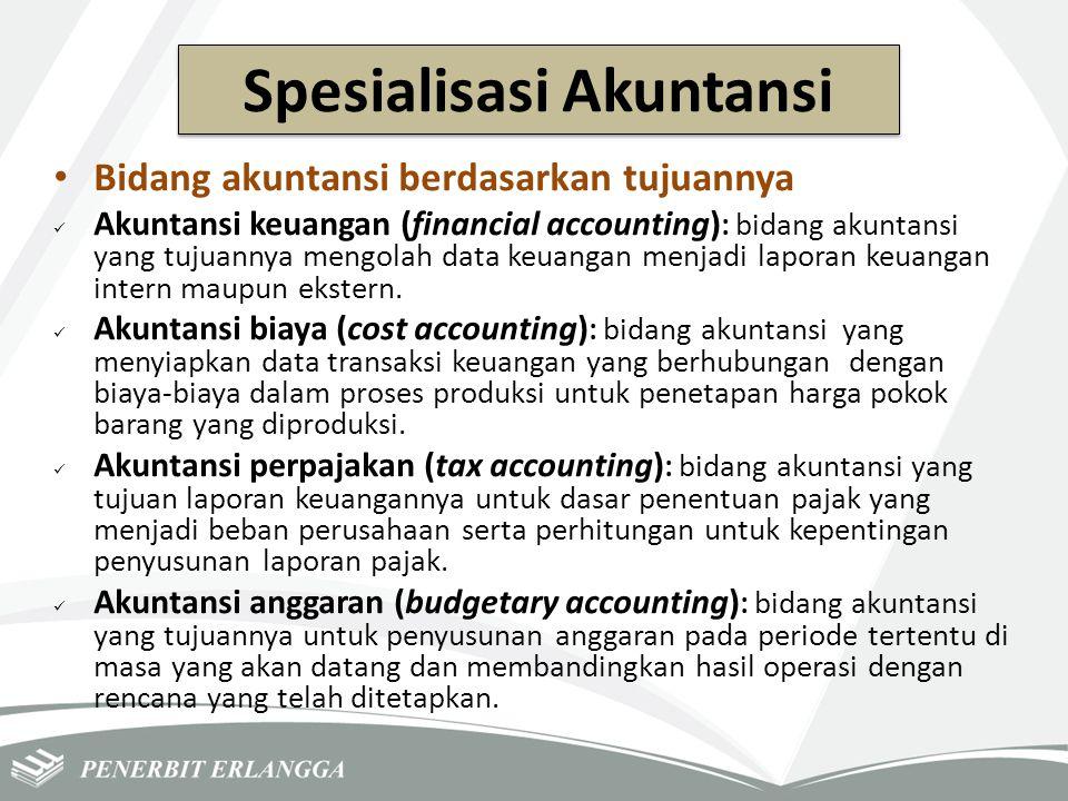 Spesialisasi Akuntansi