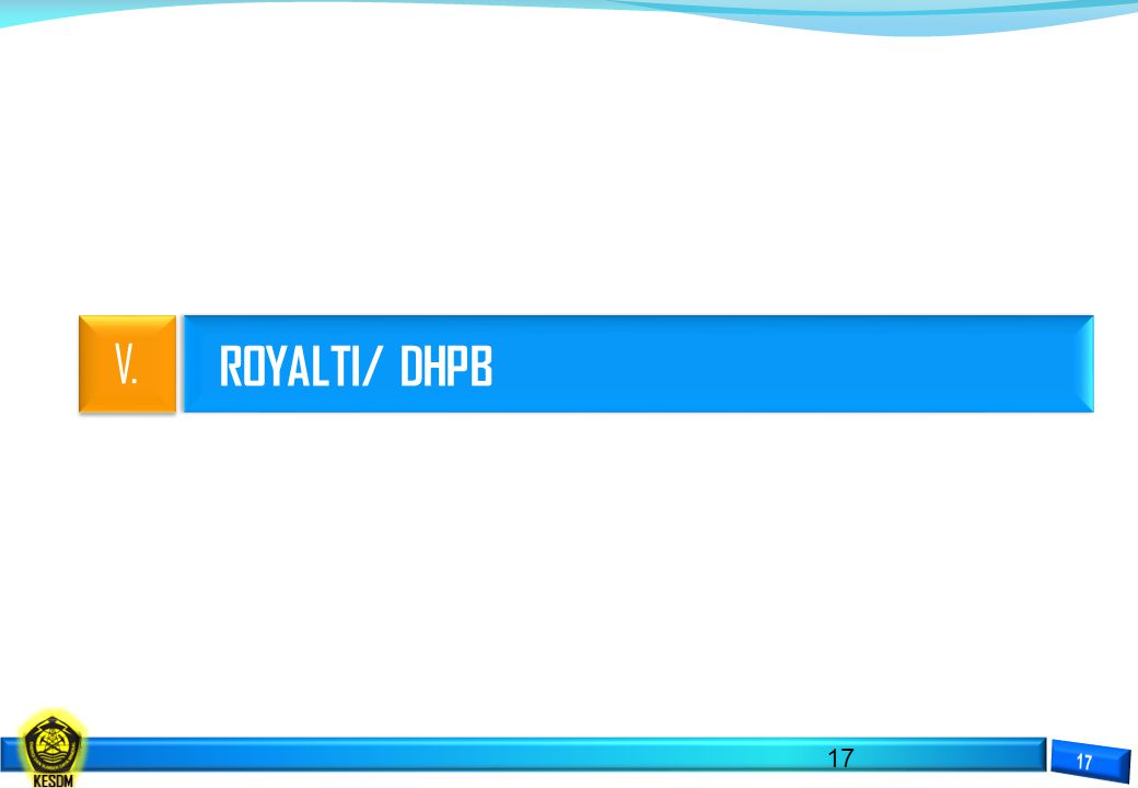 ROYALTI/ DHPB V.