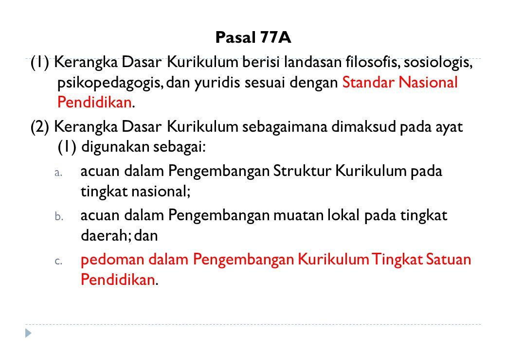 Pasal 77A