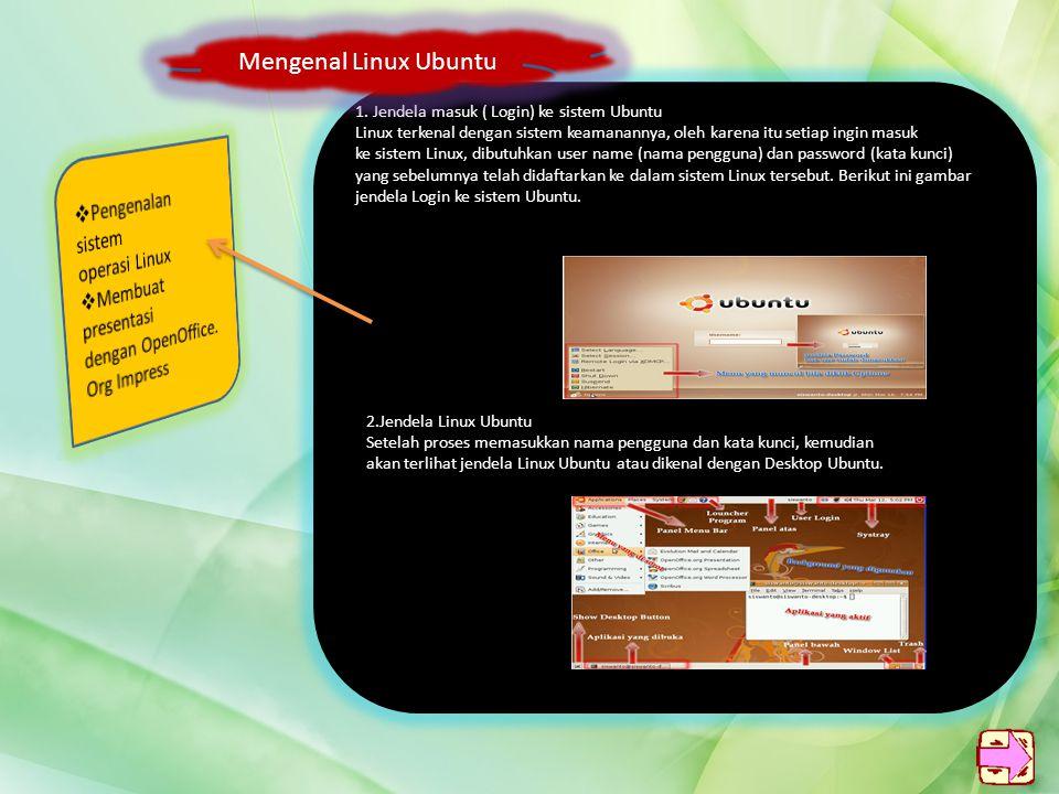 Mengenal Linux Ubuntu Pengenalan sistem operasi Linux
