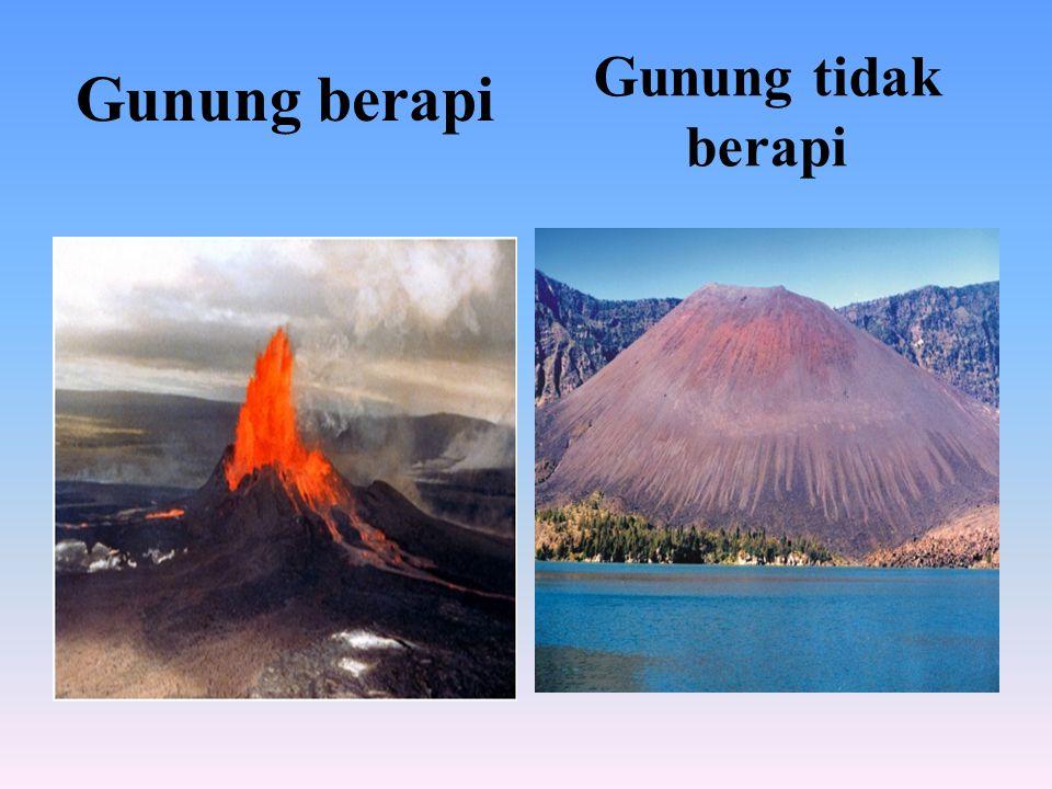 Gunung berapi Gunung tidak berapi