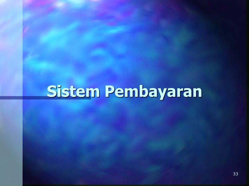Sistem Pembayaran