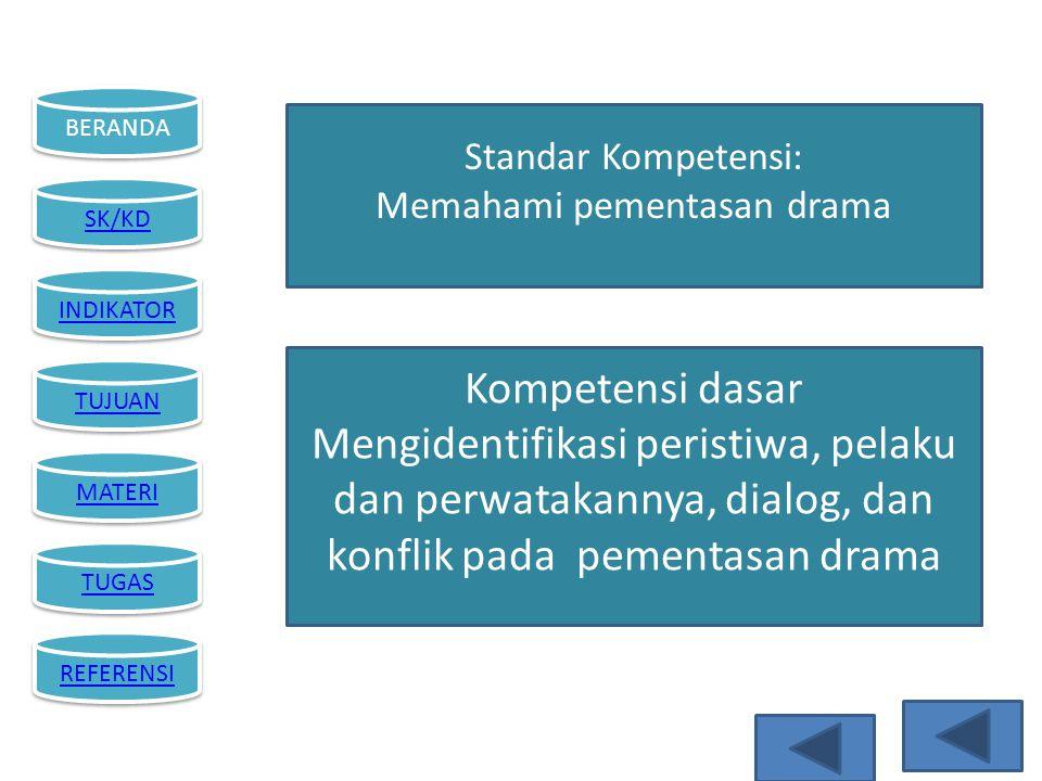 Memahami pementasan drama