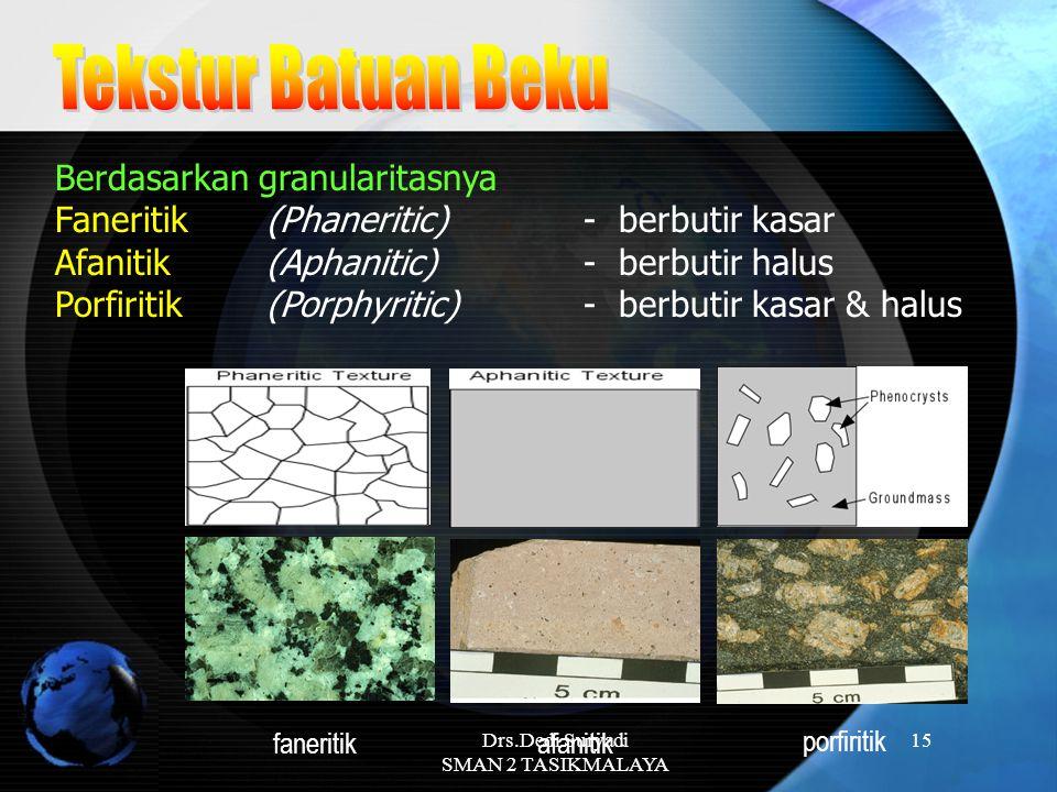 Drs.Dedi Suryadi SMAN 2 TASIKMALAYA