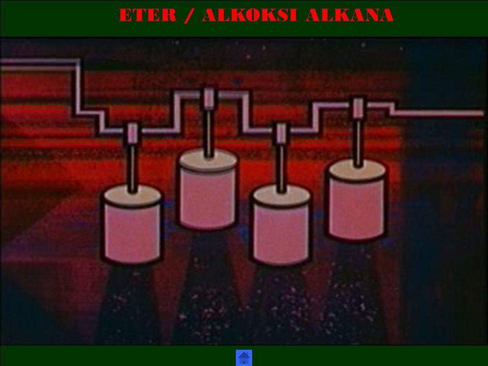 ETER / ALKOKSI ALKANA