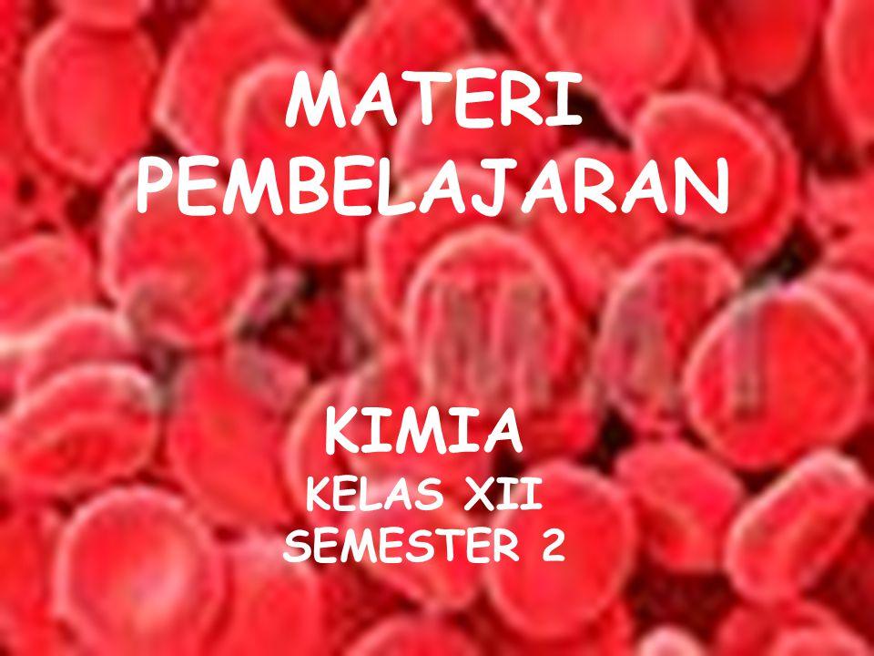 MATERI PEMBELAJARAN KIMIA KELAS XII SEMESTER 2 LEMAK