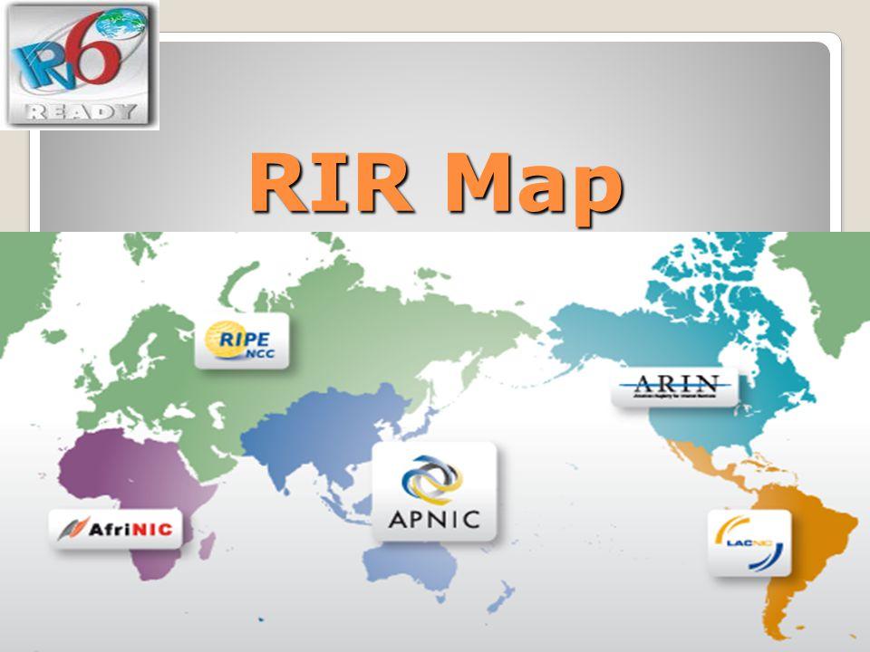 RIR Map