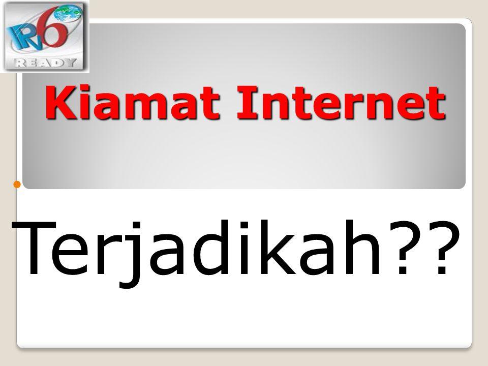 Kiamat Internet Terjadikah