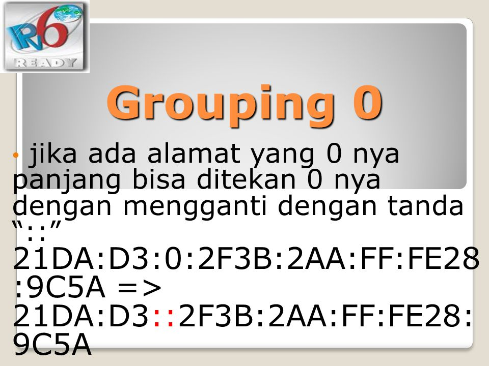 Grouping 0