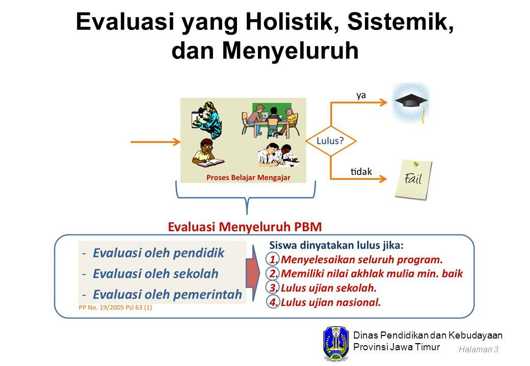 Evaluasi Ujian Nasional dari Masyarakat